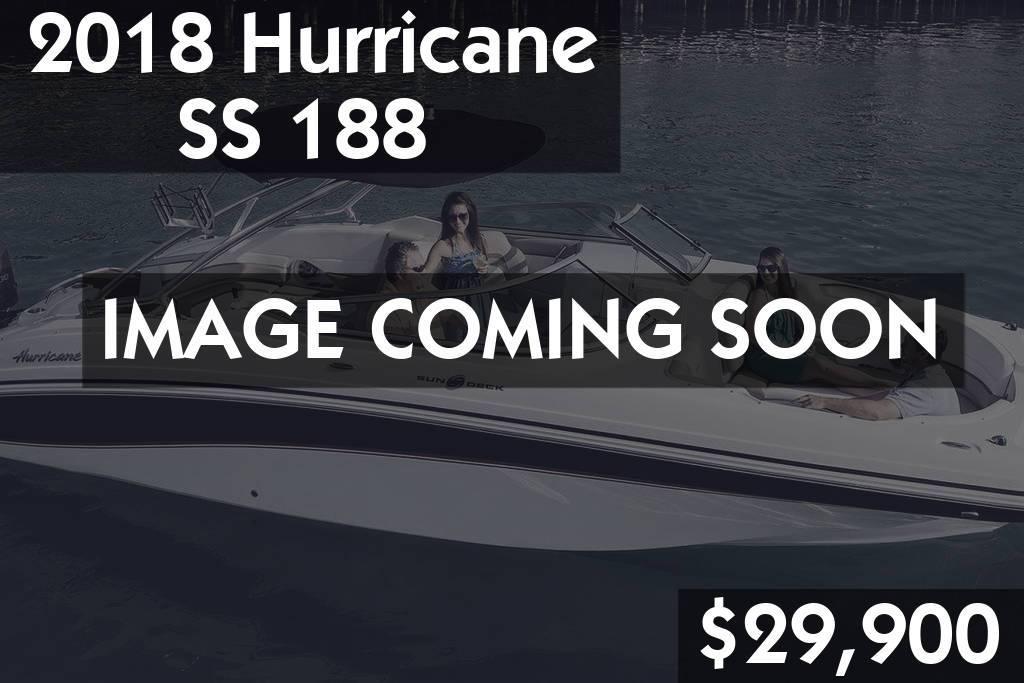 2018 Hurricane SS 188