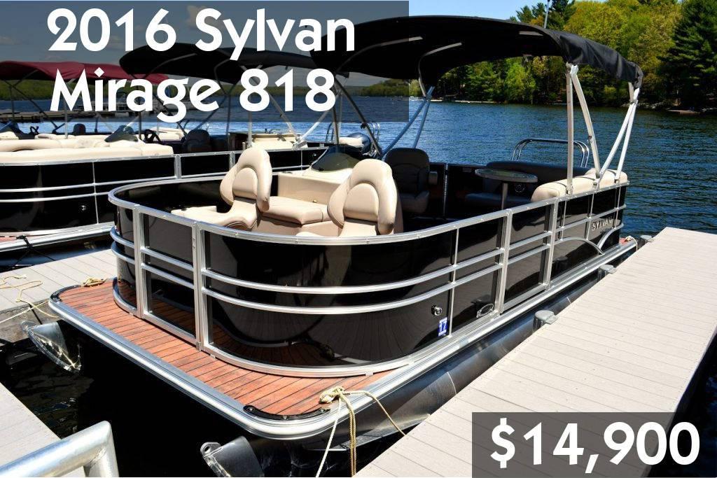 2016 Sylvan Mirage 818