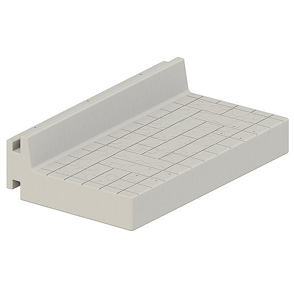 Wave Armor Lower Deck Section/Swim Platform