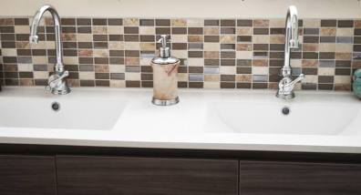 Final product - completed bathroom renovation, Ferntree Gully, Victoria