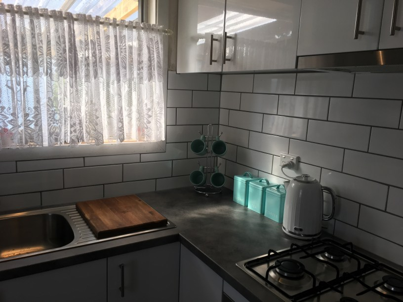 Final product - completed kitchen renovation