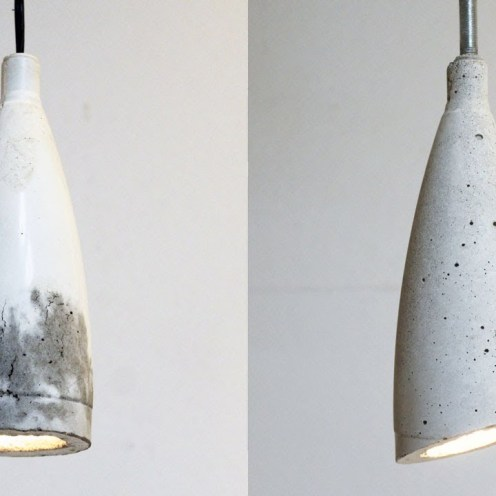 Concrete trend lighting