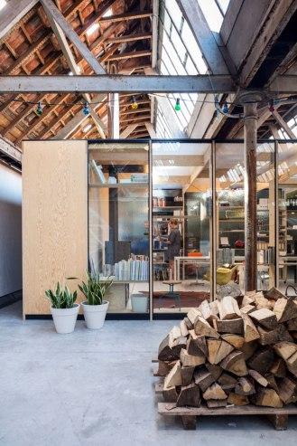warehouse conversion renovation