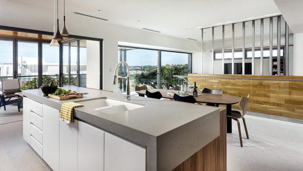 engineered stone kitchen benchtops
