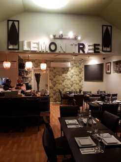 Thai Lemon Tree, thai restaurant renovation, Croydon