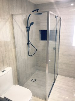 Bathroom Renovation, Endeavour Hills completed bathroom renovation 2017