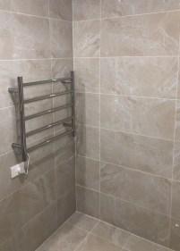 Neutral Bathroom renovation, Ferntree Gully
