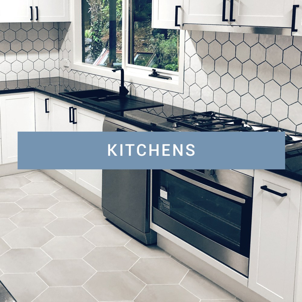 Kitchen renovations - projects gallery