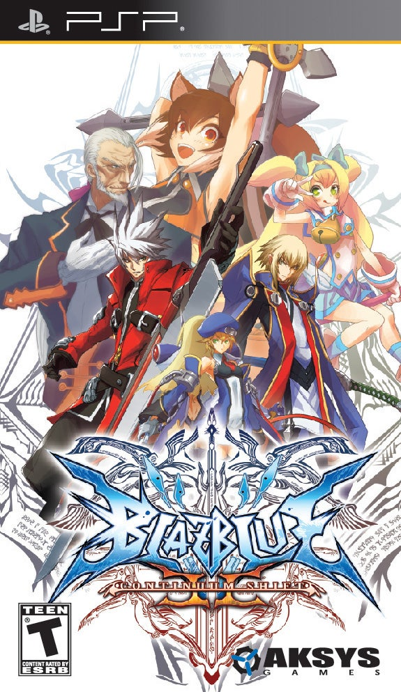 BlazBlue Continuum Shift II PlayStation Portable IGN