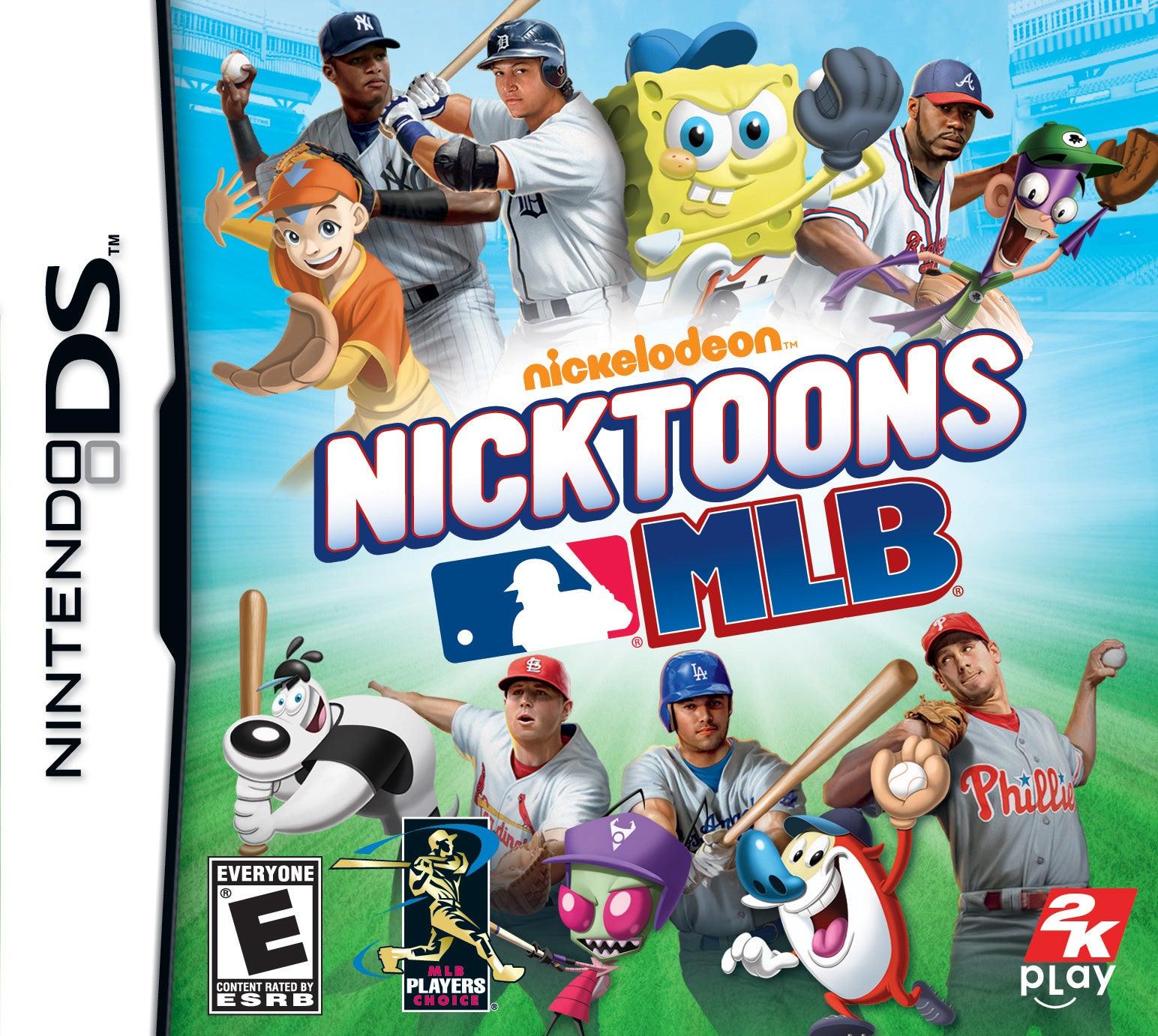 Nicktoons MLB Nintendo DS IGN