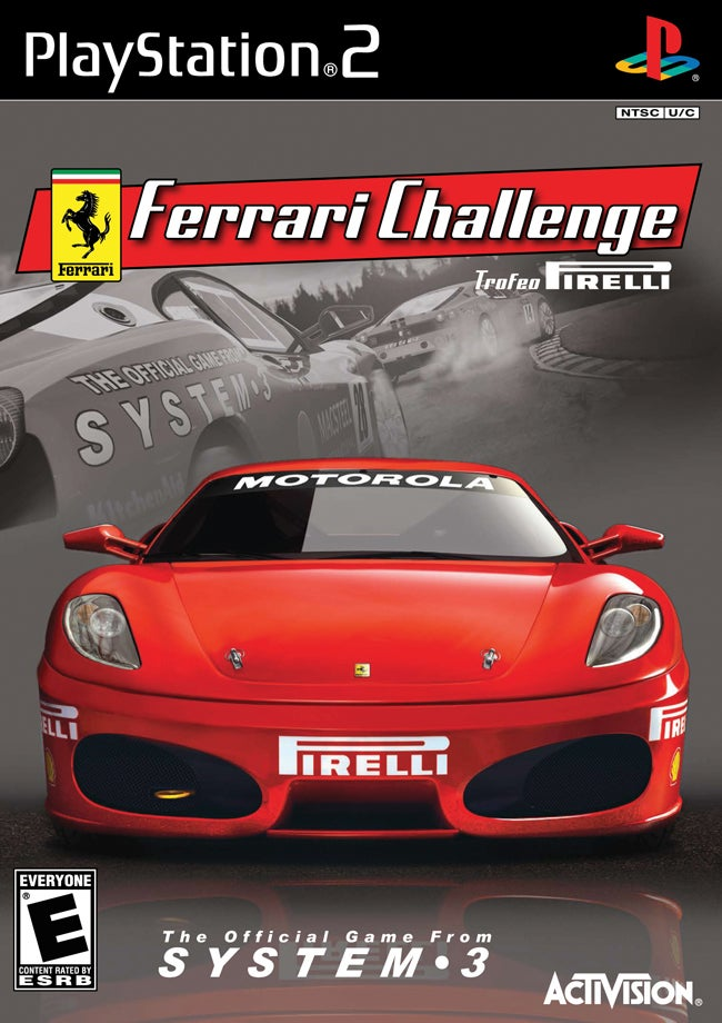Ferrari Challenge Trofeo Pirelli Review IGN