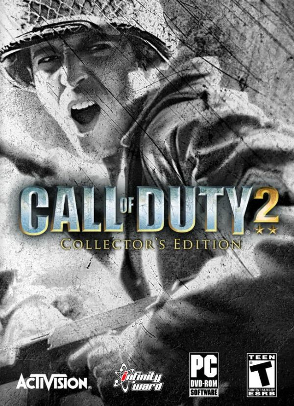 Call of Duty 2 Collector's Edition - IGN