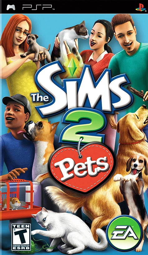 The Sims 2 Pets PlayStation Portable IGN