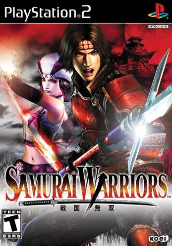 Samurai Warriors PlayStation 2 IGN