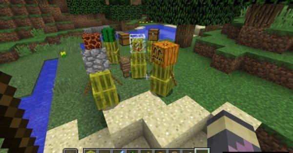 Melon Golem Mod For Minecraft 1122 PC Java Mods Amp Addons