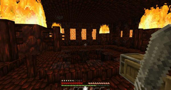 Hells Adventures Minecraft PE Bedrock Map 14 130 PC