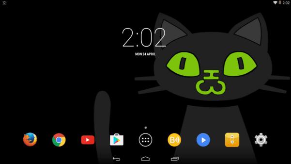 H3Droid - один из лучших Android ОС для одноплатных компьютеров с SoC Allwinner H3
