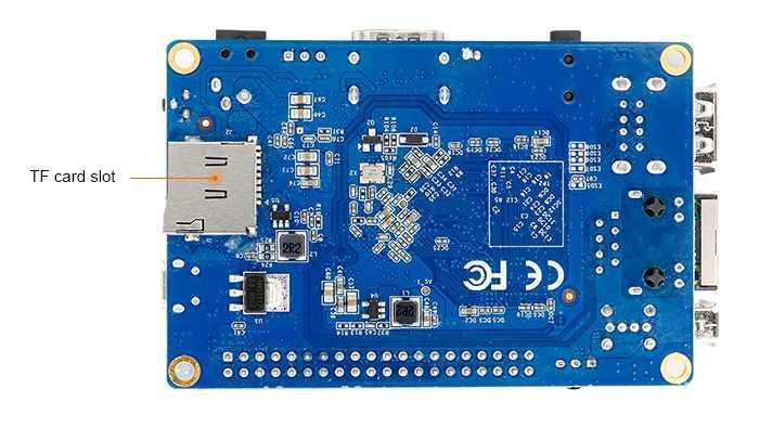 Orange Pi PC - ARM мини компьютер с 1Гб оперативной памяти