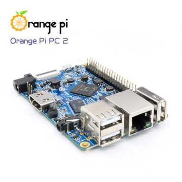 Orange Pi PC2 - одноплатный мини ПК с процессором Allwinner H5 64bit и 1Гбит LAN