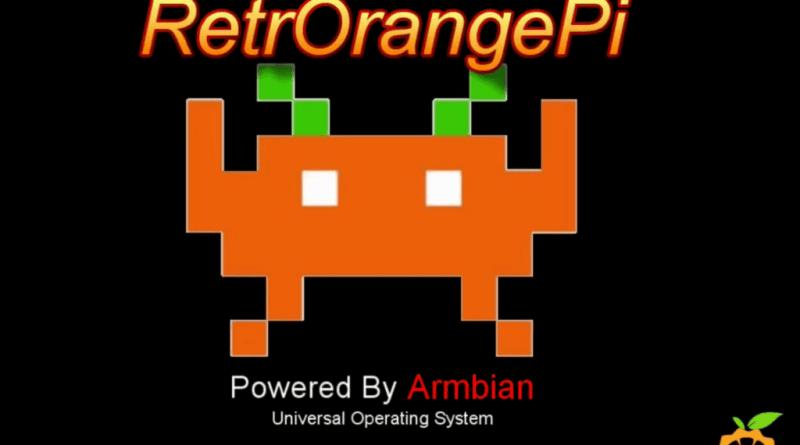 RetrOrangePi-install-armbian
