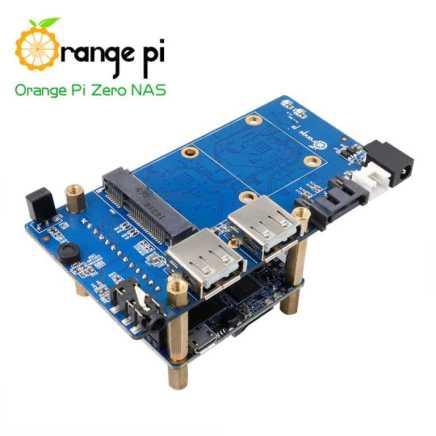 Orange Pi NAS Expansion board7