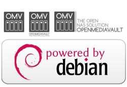 Установка OpenMediaVault в ОС Linux Debian на одноплатном ПК