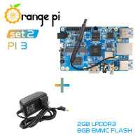 Orange Pi 3 купить 2 Гб RAM SET 2