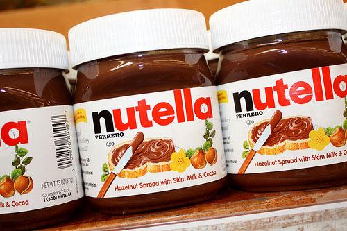 Nutella = Obesidade (http://pcmlifestyle.com)