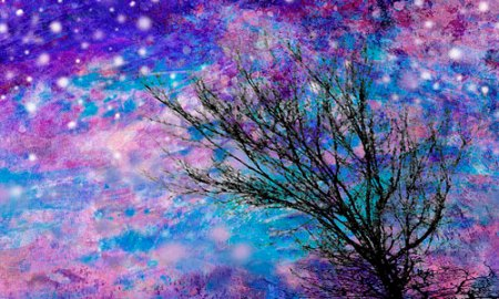 winter-starry-night-ann-pow