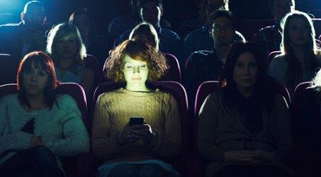 texting-woman