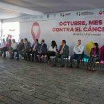 Octubre cáncer de mama