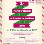 Flyer bazar navideño