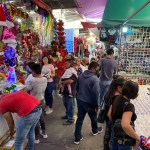 Mercado Independencia compras navideñas