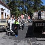 Vallaas Jardín Morelos Policía de Morelia