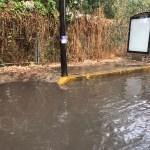 Inundación Morelia