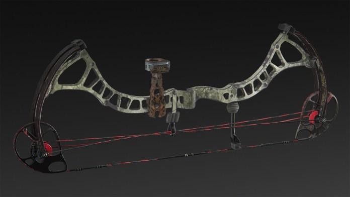 sniper ghost warrior  bronie compound bow