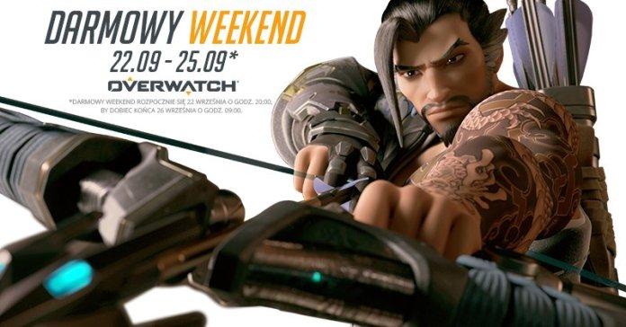 Overwatch - darmowy weekend