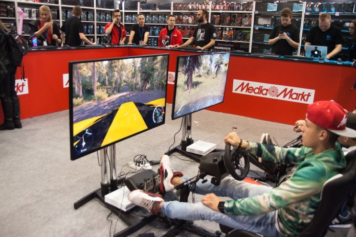 Media Markt - Poznań Game Arena