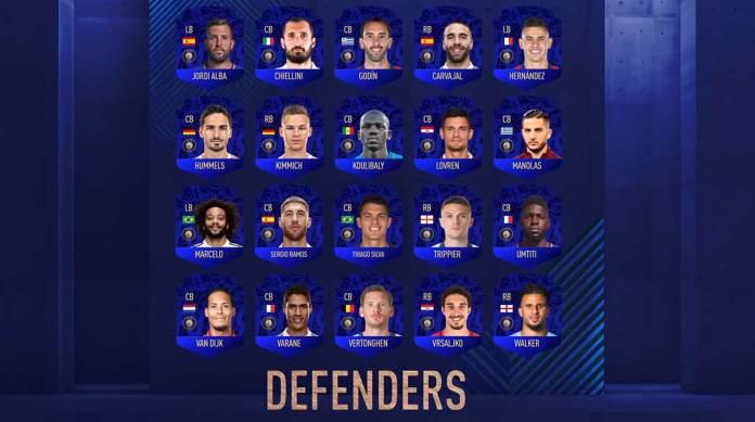 Znamy nominacje i datę drużyny roku w Fifa 19 3
