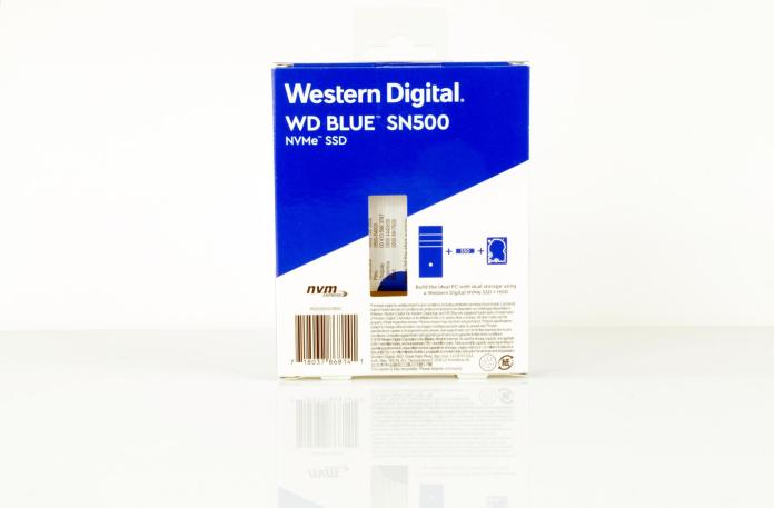 WD Blue SN500 500 GB