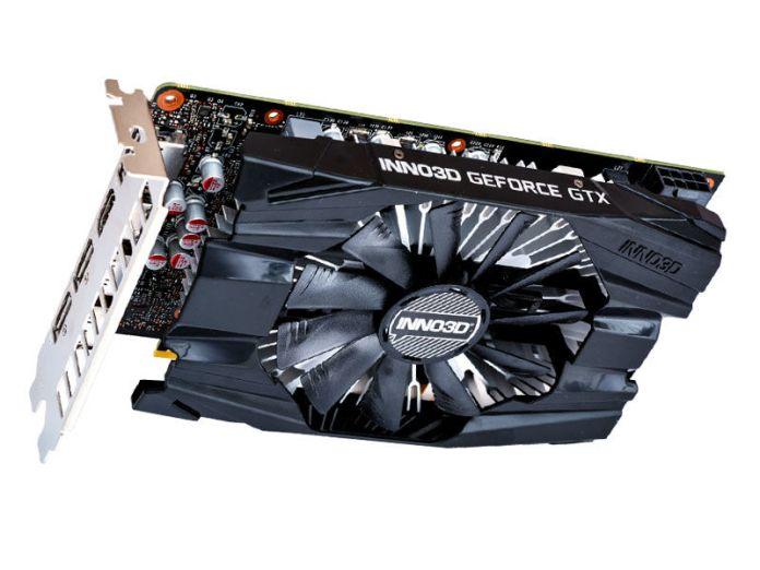 INNO3D GeForce GTX 1660 Ti Compact - karta graficzna mini-ITX 1