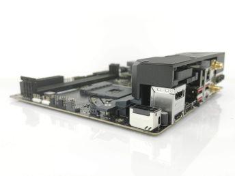 ASUS ROG Strix B550-I Gaming - złącze zasilania procesora