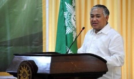 Foto Ketua Umum PP Muhammadiyah Din Syamsuddin