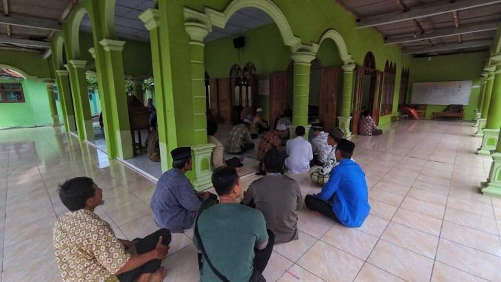 Jamaah Warga Muhammadiyah Ponjong