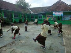 Gobak Sodor SD Muhammadiyah Bedoyo