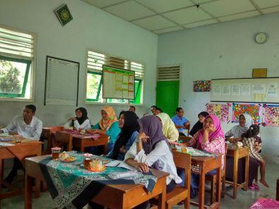 Pertemuan dengan Komite SD Muhammadiyah Bedoyo
