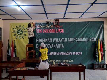 Pimpinan dan Anggota PCM Ponjong Persiapan Penilaian LPCR se D I Yogyakarta Gambar (05)