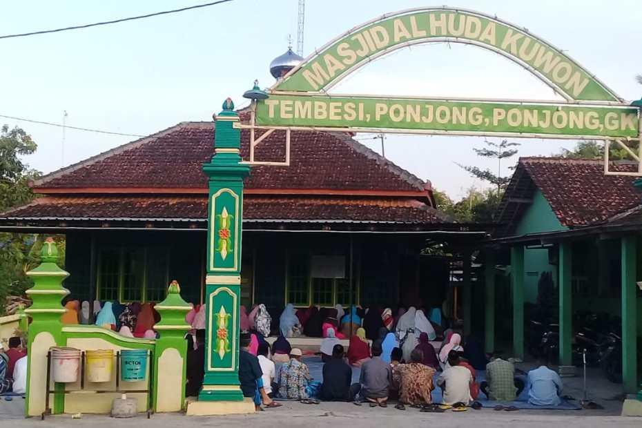Suasana Pengajian Ahad Pagi PRM Ponjong Timur