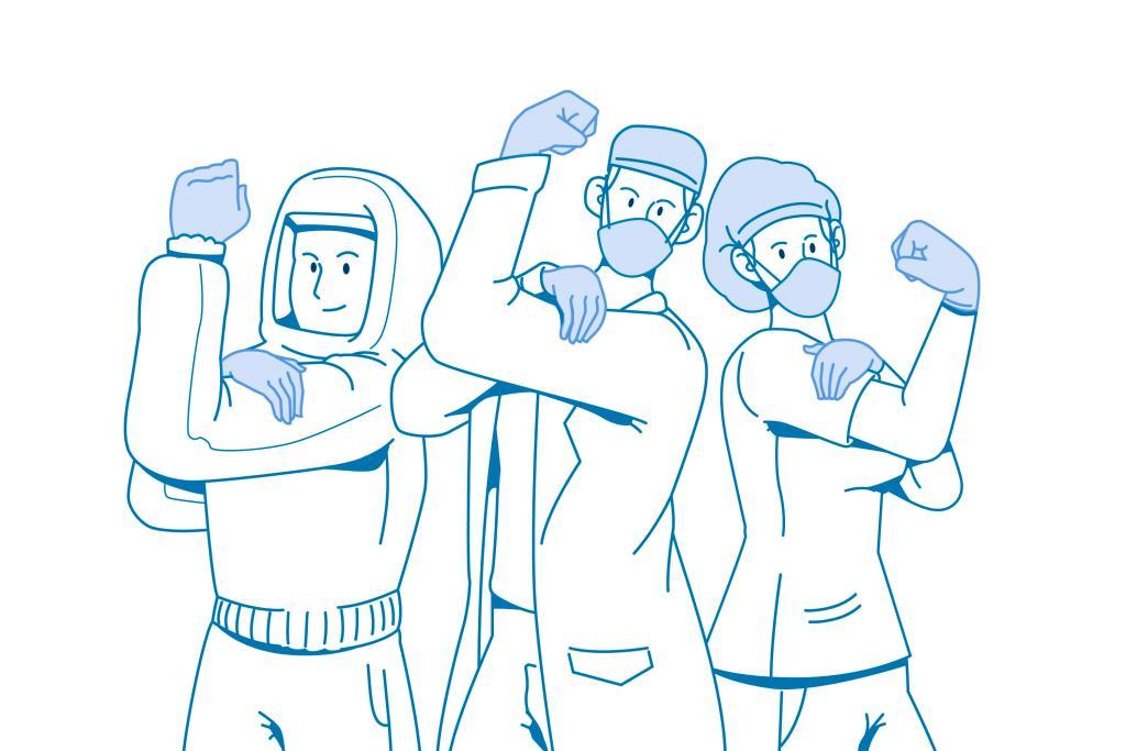 Bersama Kita Bisa, Bahu Membahu Mencari Solusi Wabah Pandemi COVID 19