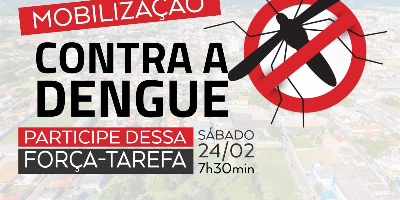 Prefeitura de Camboriú vai fazer grande ação de combate à dengue
